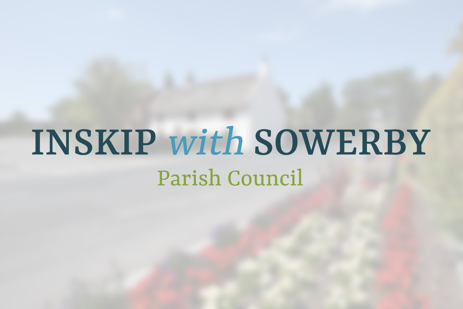 Parish Council Meeting Agenda